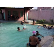 Swimming classes